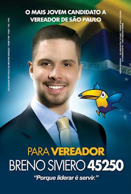 santinho do vereador Breno Silveiro 45.250