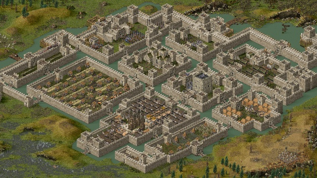 Download Game Stronghold HD PC Games