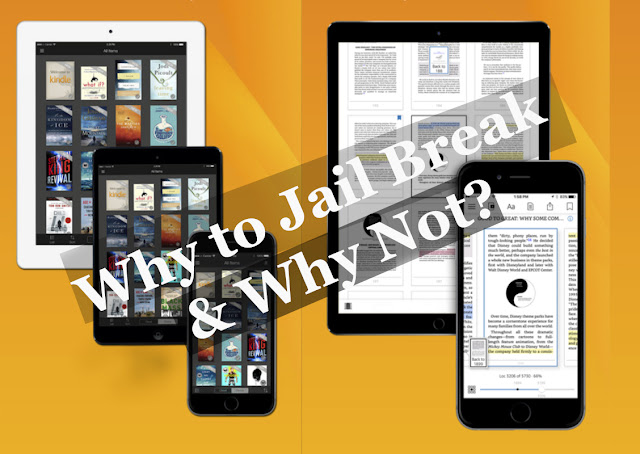 Why to Jail Break & Why Not
