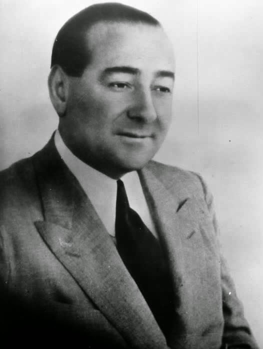 Turkey prime minister in 1950s, Adnan Menderes