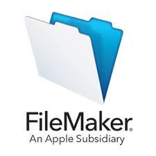برنامج قواعد البيانات FileMaker Pro