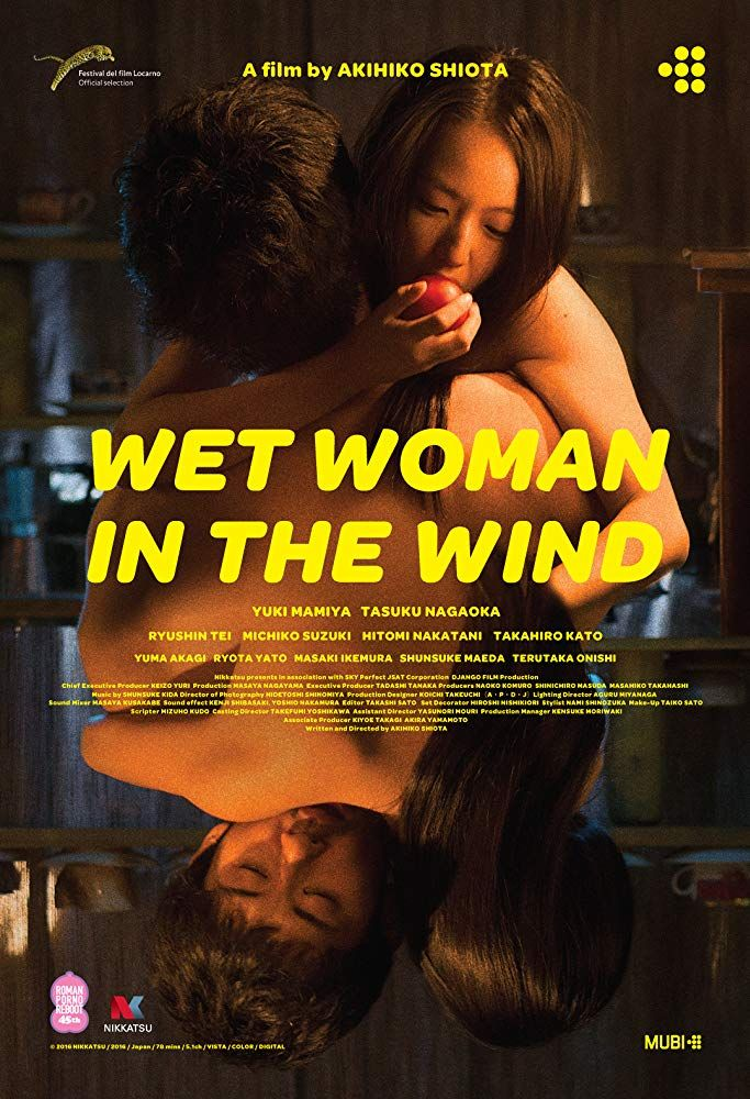 Kaze ni nureta onna [Wet Woman in the Wind] (2016) [ญี่ปุ่น18+]