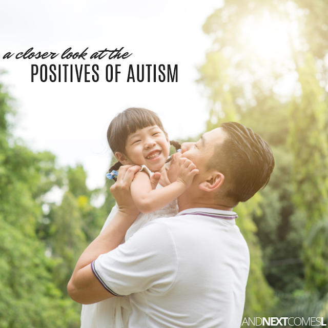 The benefits of autism