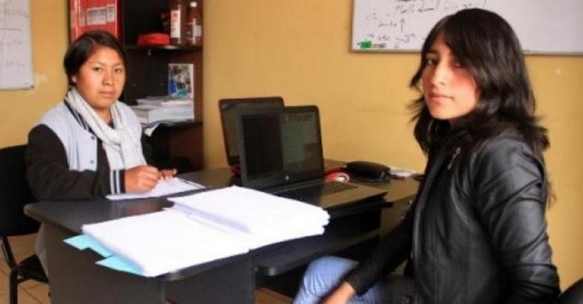 PRONABEC: Verifican equipos de cómputo de beneficiarios de Beca 18 - www.pronabec.gob.pe
