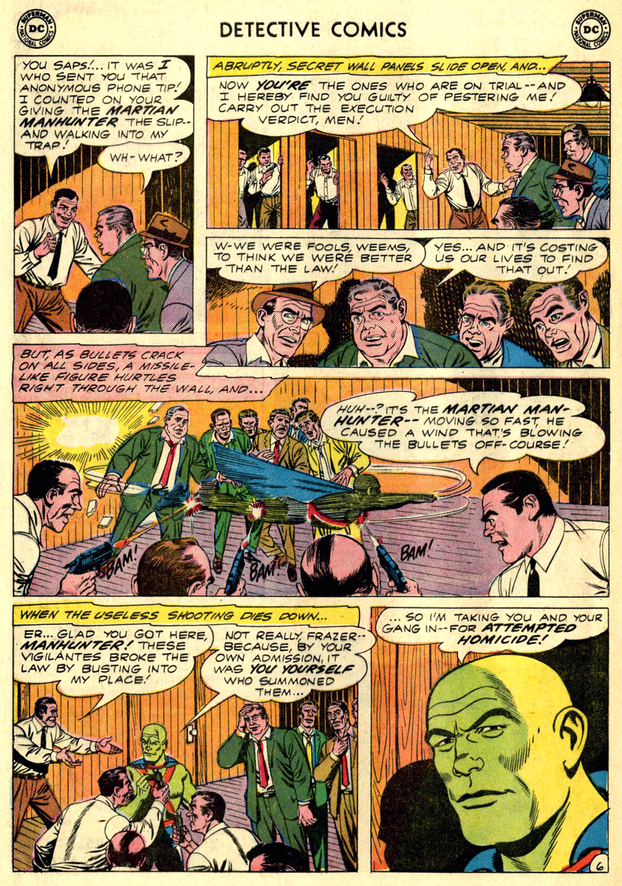 Detective Comics (1937) 297 Page 23