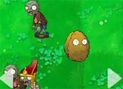 Nuez vs Zombies juego