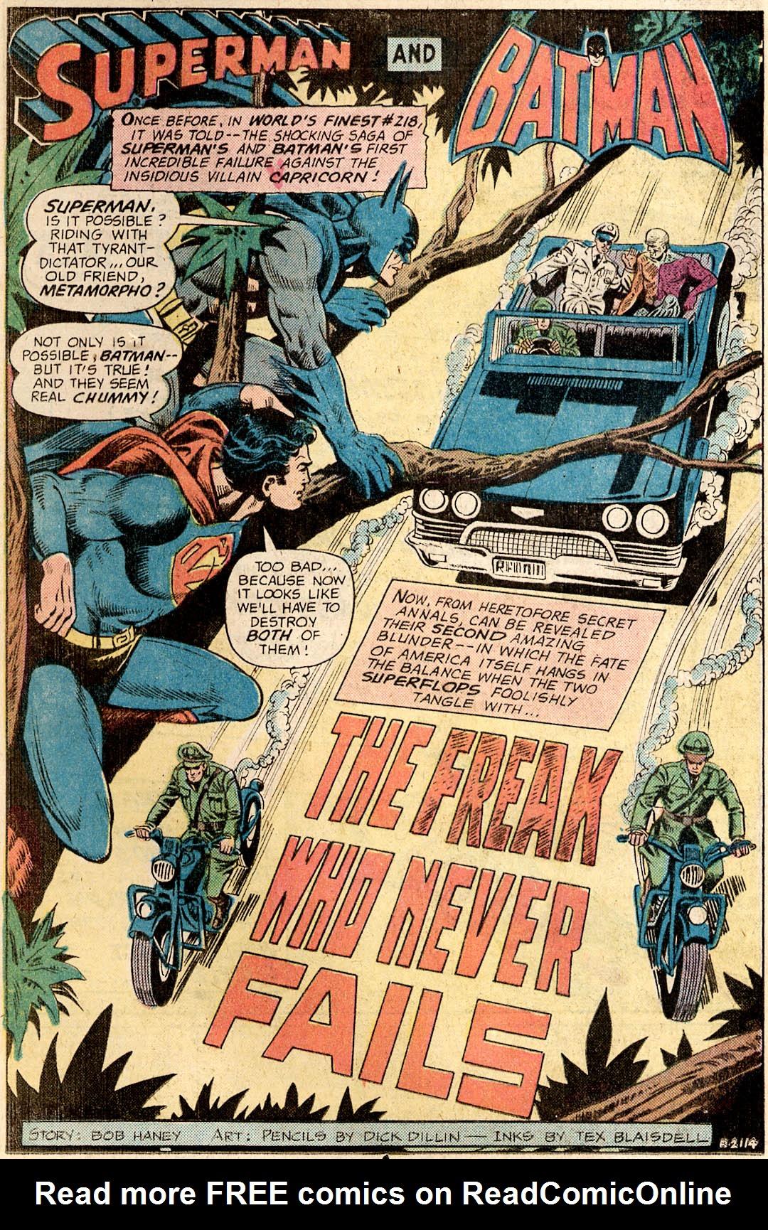 Read online World's Finest Comics comic -  Issue #226 - 3