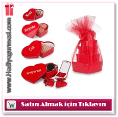 Bayan sevgiliye romantik yılbaşı hediyesi
