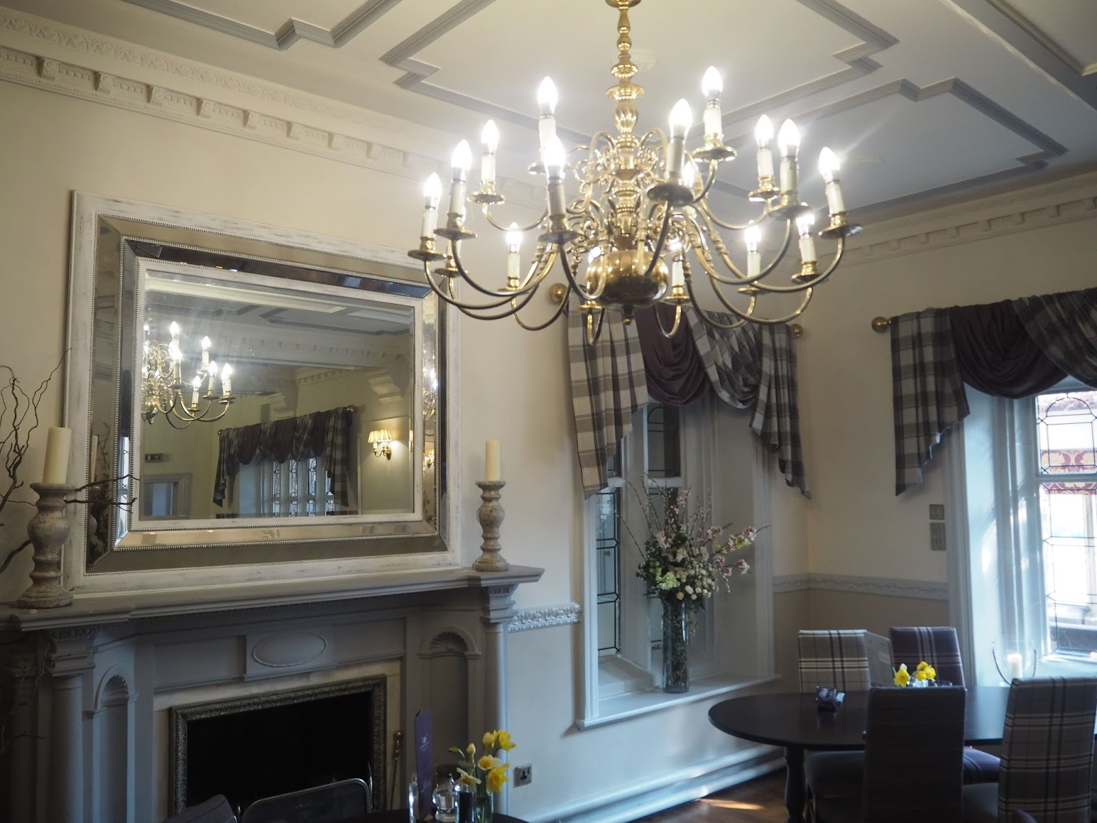 A Review of Stirk House, Gisburn.
