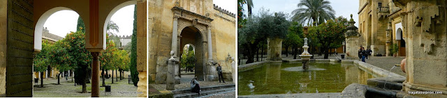 Pátio dos Naranjos - Mesquita de Córdoba