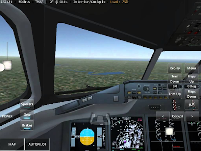 Download Mod Infinite Flight Simulator (IFS) Apk Terbaru