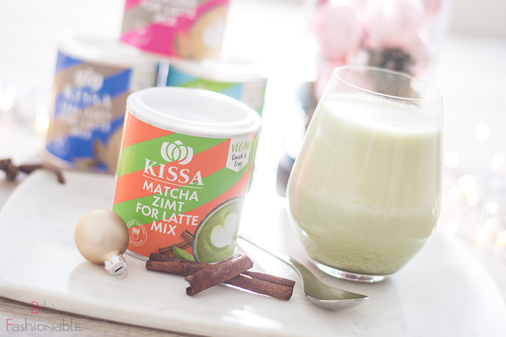 Kissa Matcha Zimt for Latte Mix