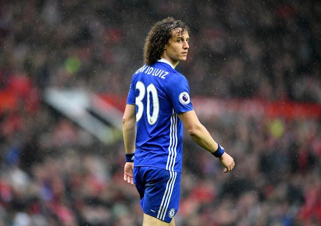David Luiz, Dari Badut Lapangan Menjadi Si Jenius Tiga Bek