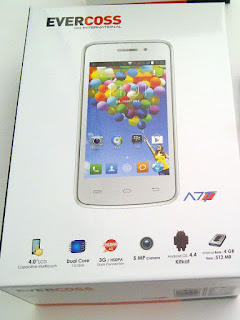 Official Firmware Evercoss A7T*+ (A7T Bintang Plus)