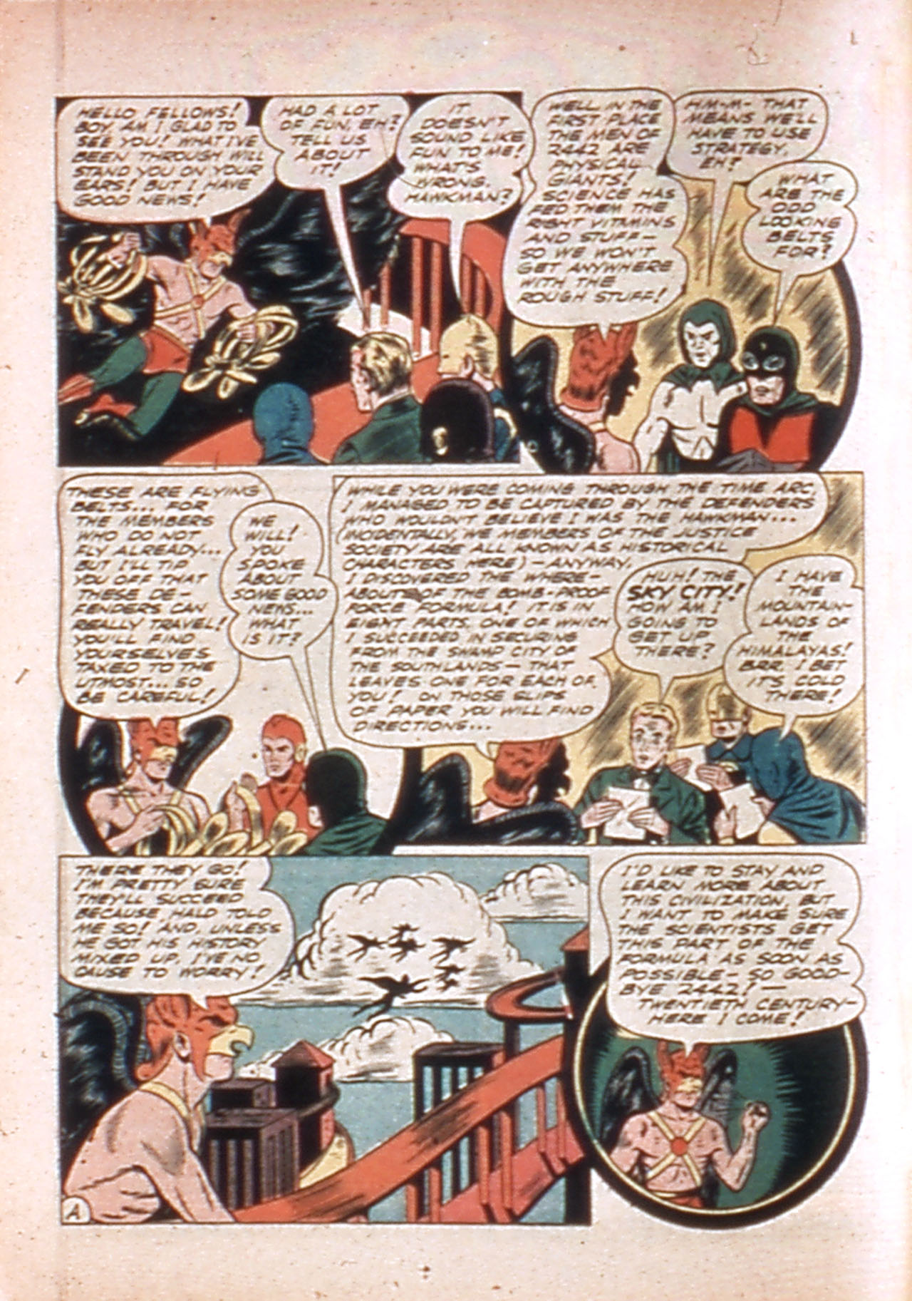 All-Star Comics (1940) issue 10 - Page 14