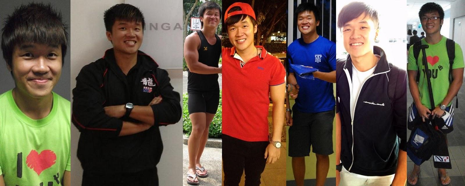ManSA (Manhunt Singapore Alumni): THE AGE OF INNOCENCE