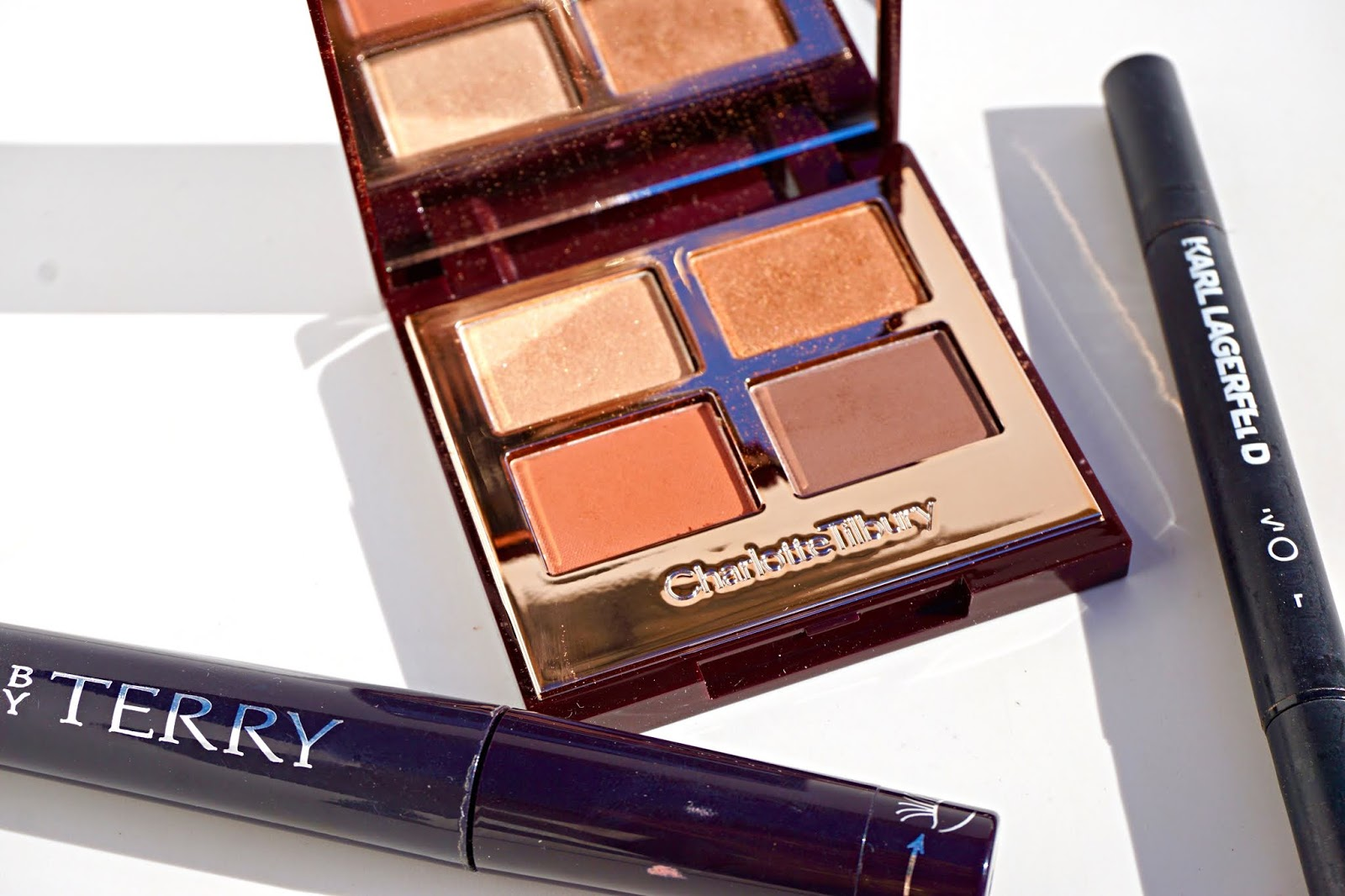 Charlotte tilbury transform eyes swatches