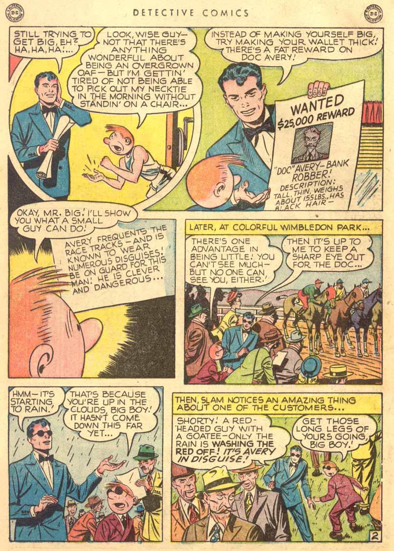 Read online Detective Comics (1937) comic -  Issue #149 - 25