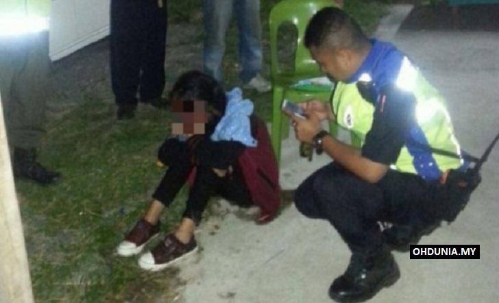 Remaja Perempuan Dicampak Penculik Ke Dalam Parit Selepas 'Berpura-pura' Mati