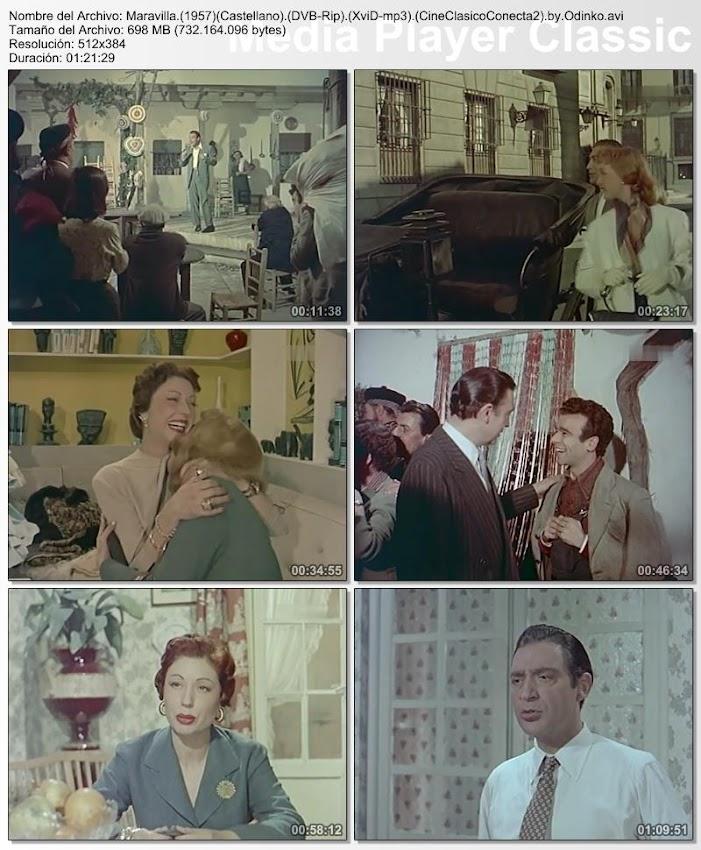 Maravilla 1957 | Secuencias de la película