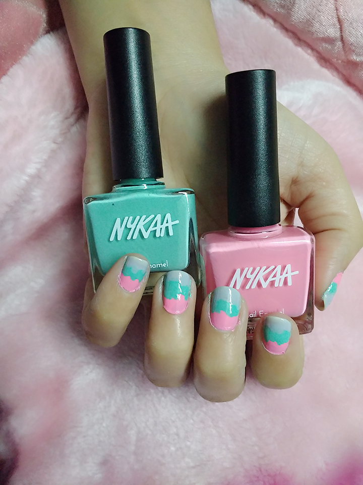 Nykaa Pastel Nail Polish Collection Review Swatches And Art Ideas