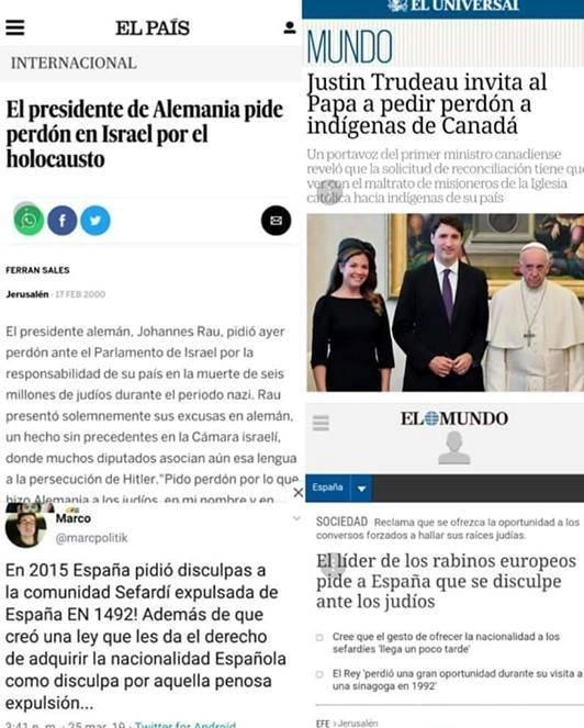AMLO pide a Rey Español se disculpe por abusos derivados de la conquista