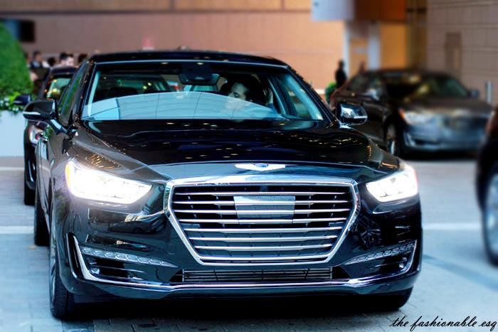 Genesis G90 Luxury Sedan