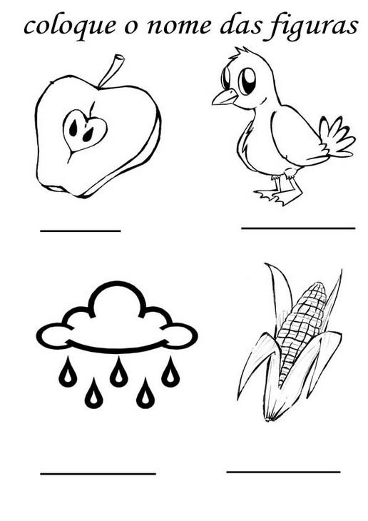 Desenhos Dia Da Natureza Para Imprimir E Colorir Resume Examples
