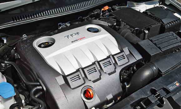 2017 Seat Leon Engine
