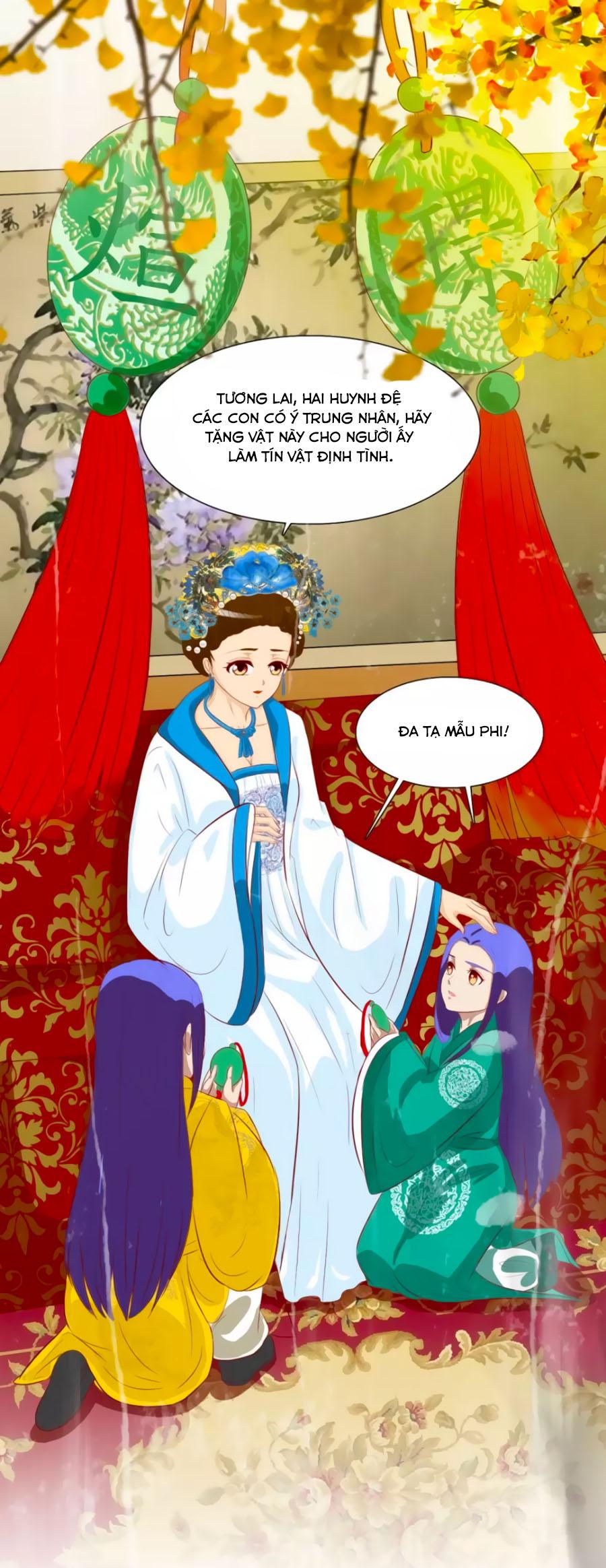 Thỏ Yêu Tiểu Vương Phi chap 39 - Trang 8