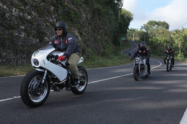 Tiga Modifikasi Keren Berbasis Honda CBR250RR Karya Anak Bangsa