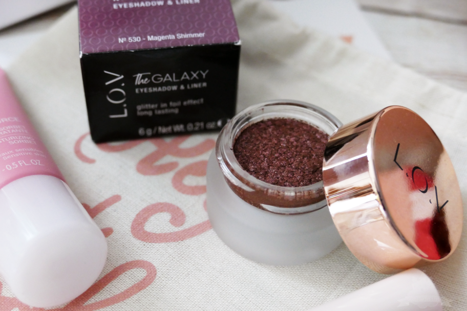 L.O.V The Galaxy Eyeshadow & Liner