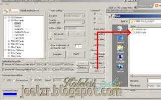 How to flash Samsung C3262