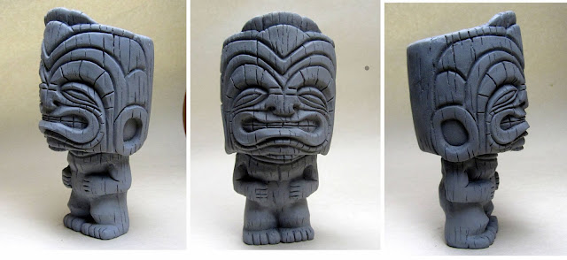 Resin Tiki by NEMO