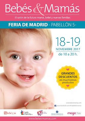 Feria Bebés&Mamás en Madrid