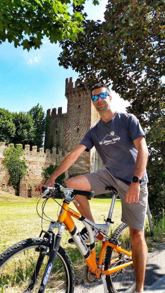 itinerario cicloturismo veneto