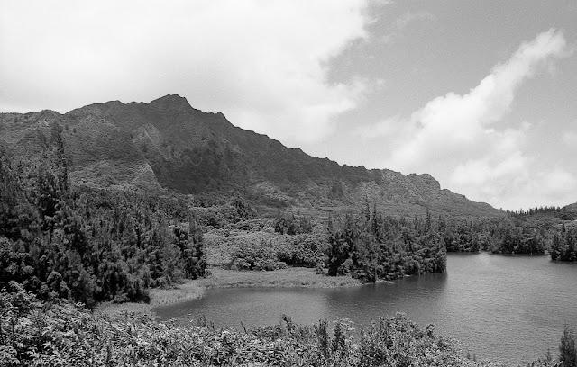 Hawaii Resevoir