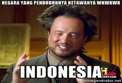 """Inilah Alasan Mengapa Orang Indonesia Mengetik """"wkwkwk"""" Saat Tertawa"""