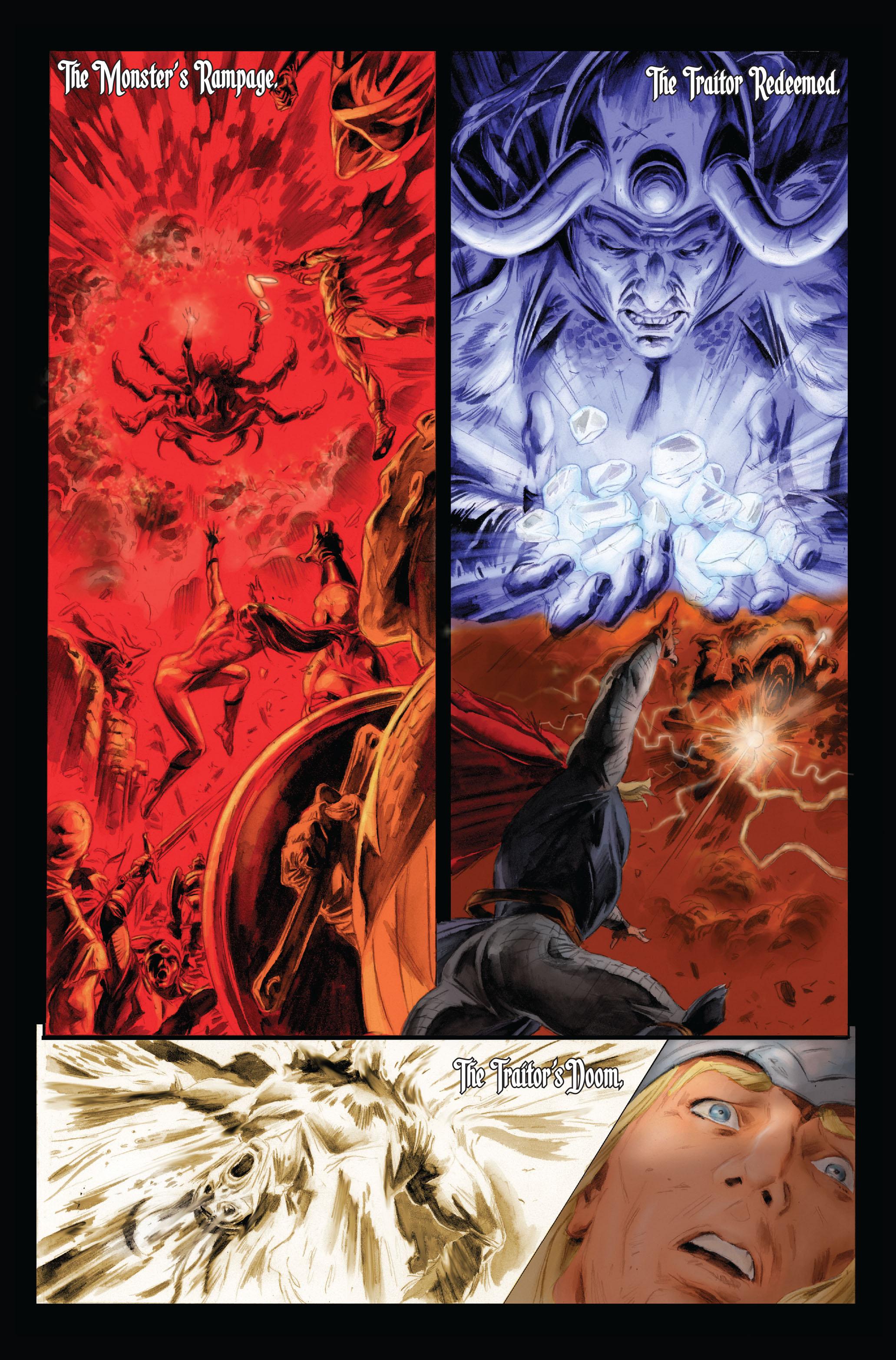 Thor (2007) Issue #610 #23 - English 3