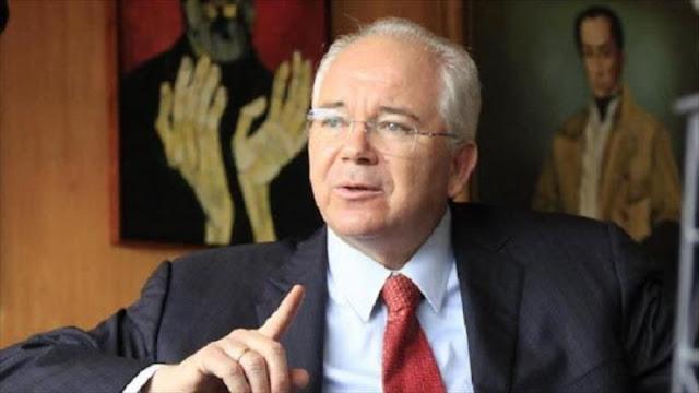 Venezuela denuncia 'acto hostil' de EEUU en el CSNU
