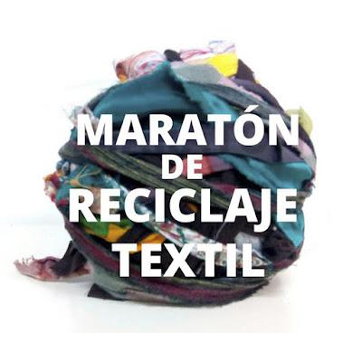 #2MaratonReciclajeTextil #AltrapoLab #LaCasaEncendida #FashionRevolution #LargaVidaALaRopa #Upcycling #PequeñaFashionista