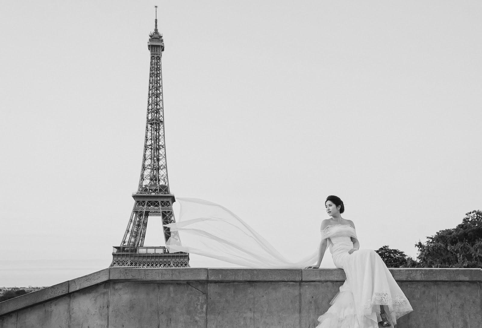 台中新秘, 自助婚紗, 海外婚紗, 新娘秘書, 新娘髮型, 新秘, 新秘阿桂Dabby, 新秘推薦, 法國巴黎, 法國海外婚紗,