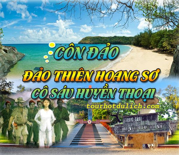Tour du lịch đoàn Côn Đảo khám phá vùng đảo thiêng huyền thoại