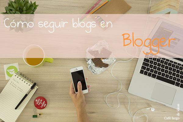 gadget seguidor blogger