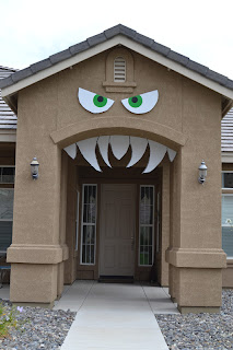 Halloween Home Tour blog image 1