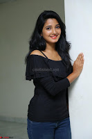 Deepthi Shetty looks super cute in off shoulder top and jeans ~  Exclusive 78.JPG