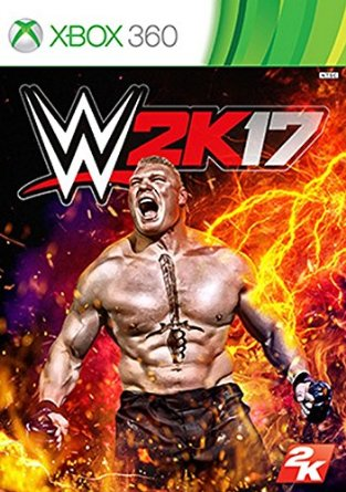 [GAMES] WWE 2K17 (XBOX360/Region free)