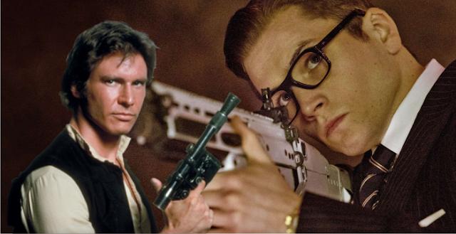 Jack O'Connell e Taron Egerton estão entre os nomes para assumir papel de jovem Han Solo