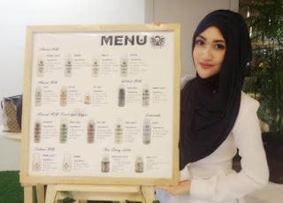 Waw! Bermula dari Rencana Diet, Wanita Ini Sukses Melakukan bisnis Susu Almond
