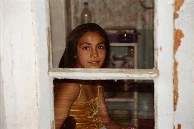 Ouzbékistan, Samarcande, Nigina, © L. Gigout, 2001